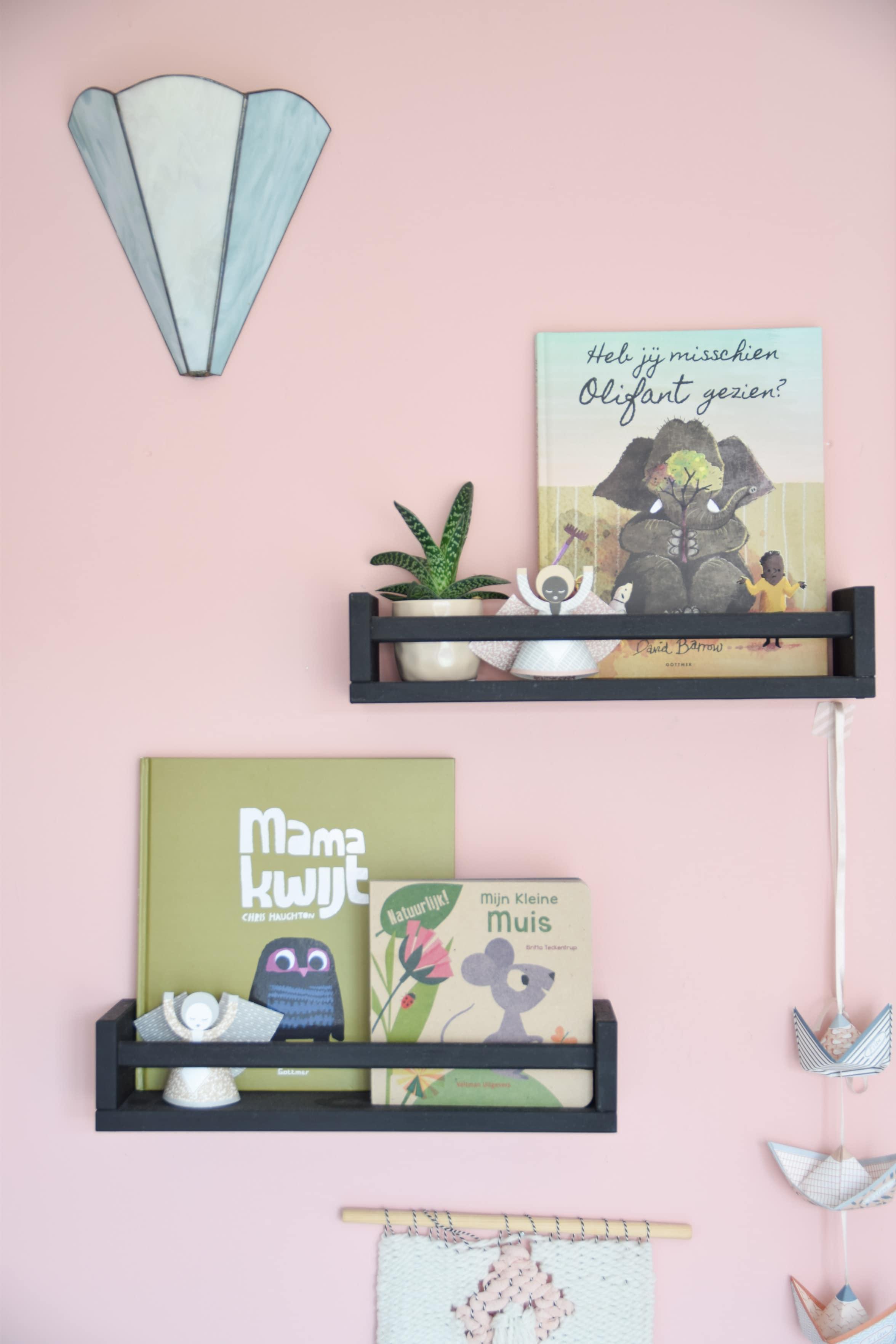 babykamer planten