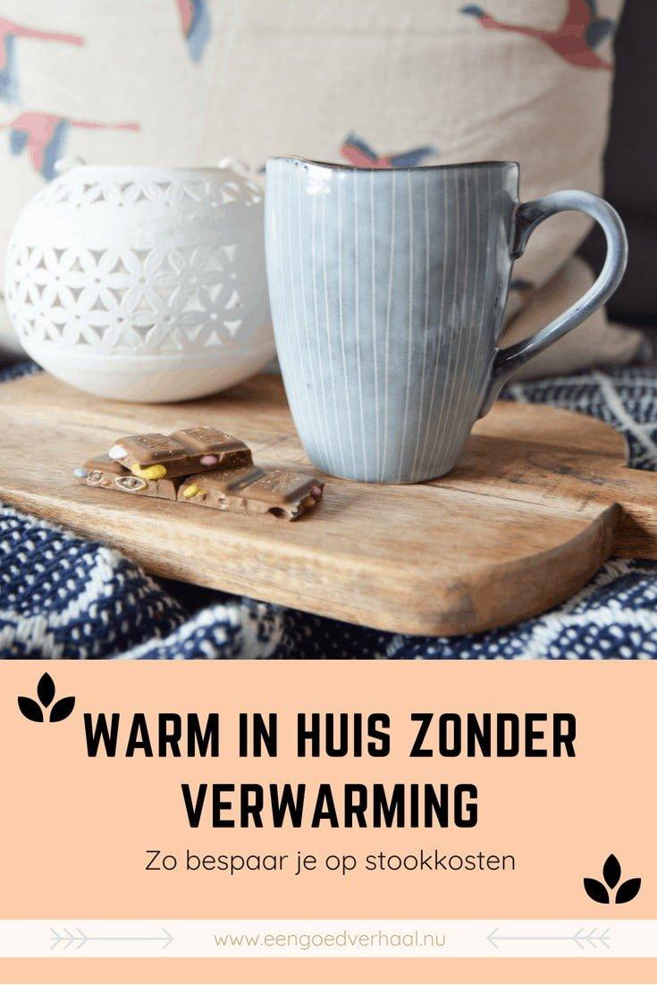 huis verwarmen zonder verwarming