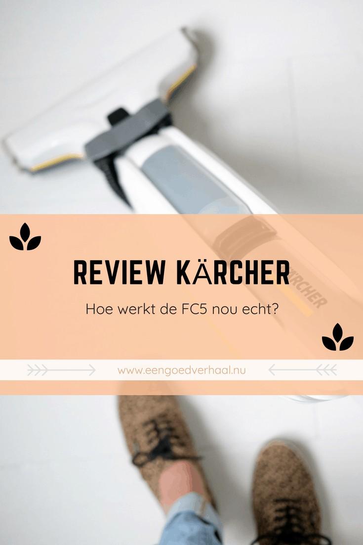 ervaring karcher floor cleaner fc5