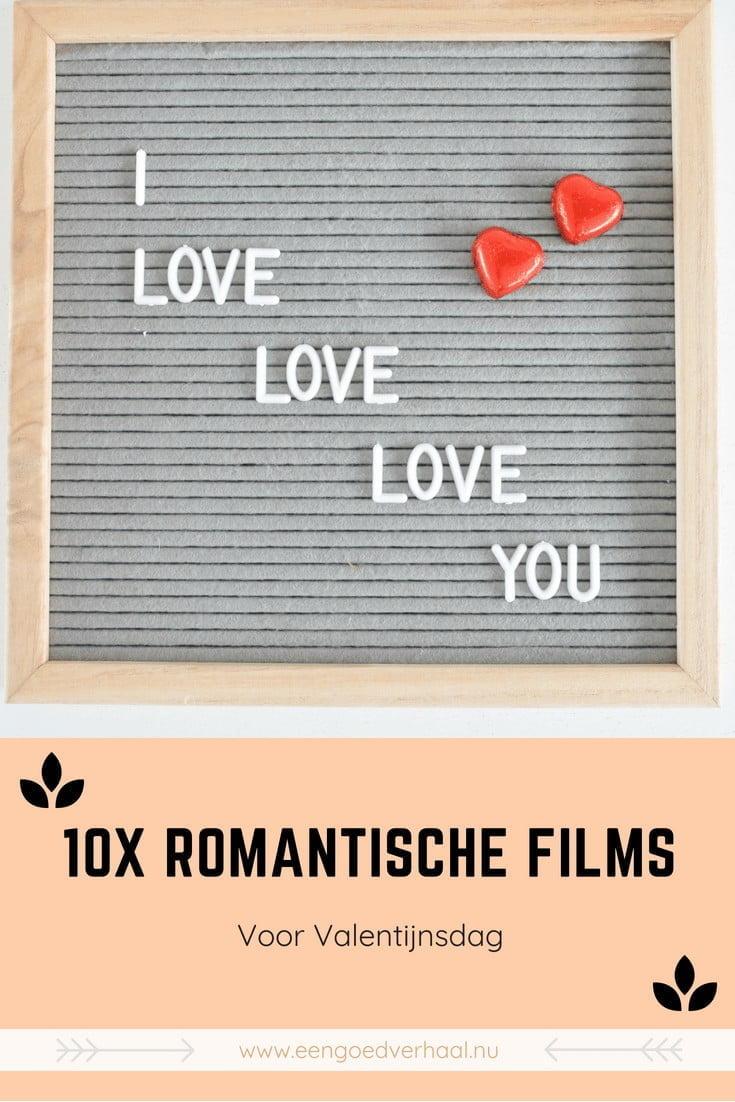 romantische films voor valentijnsdag
