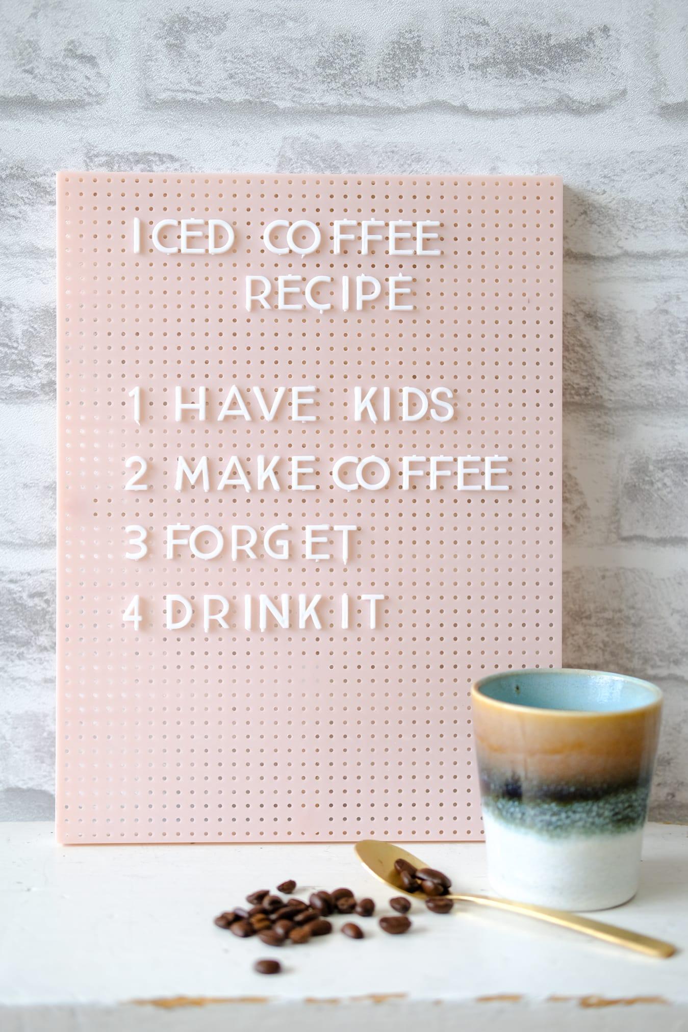 moederdag quotes letterbord