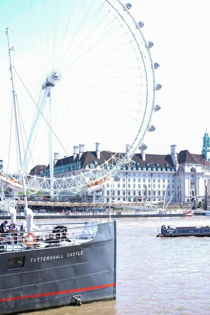 instagram london eye
