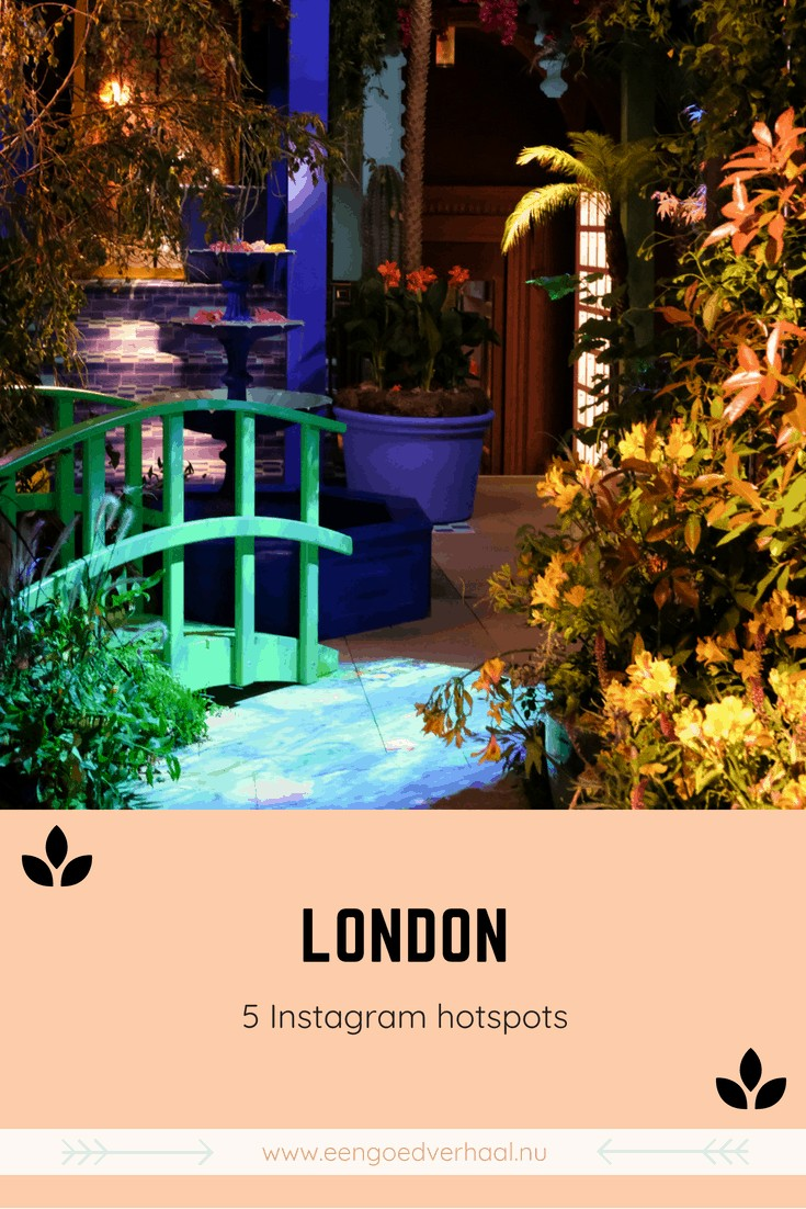instagram hotspots london