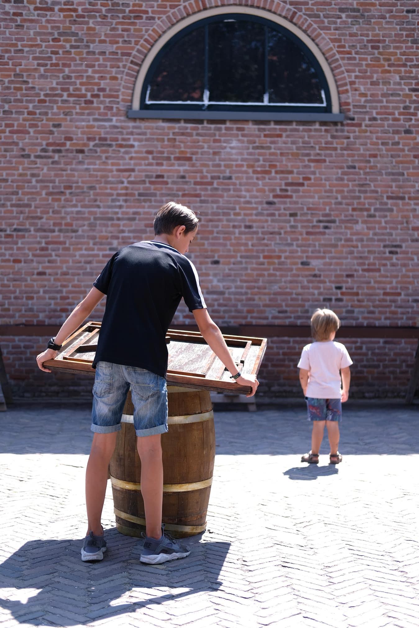 zuiderzeemuseum bezoeken met kinderen