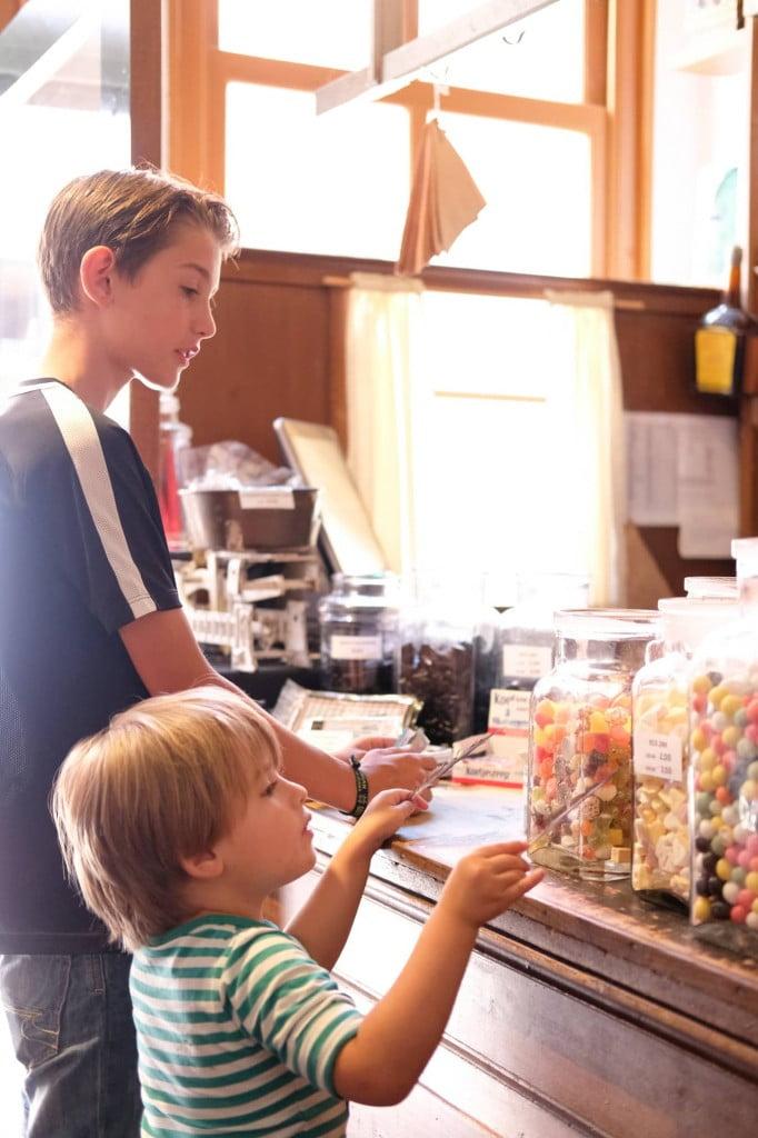 snoepwinkeltje zuiderzee museum enkhuizen