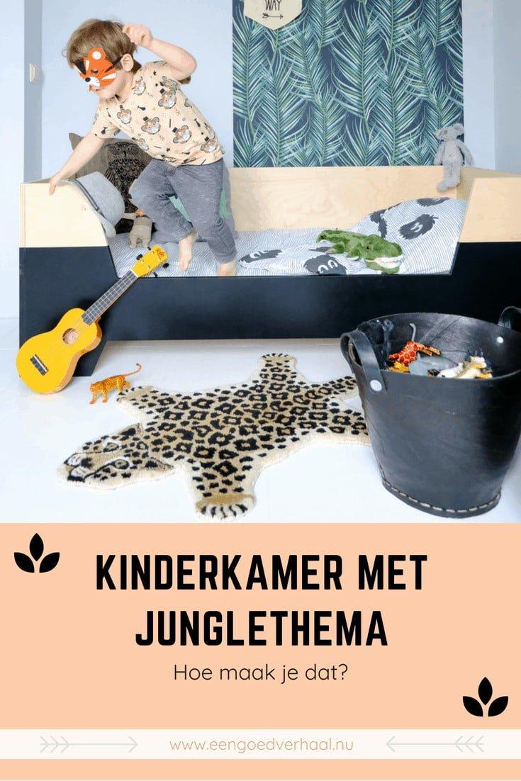 jungle kinderkamer op pinterest
