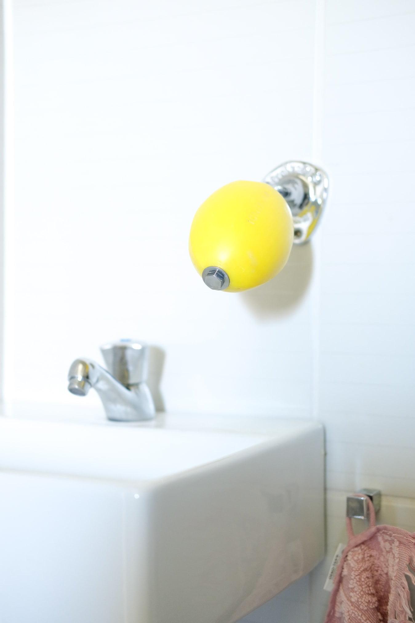 badkamer zonder afval