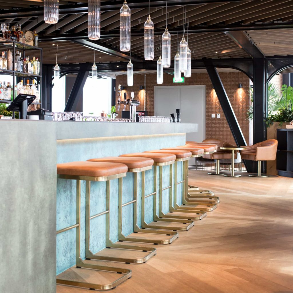 populaire instagrammable hotels in amsterdam