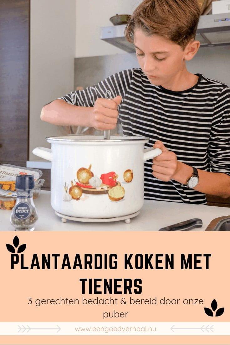 plantaardig koken