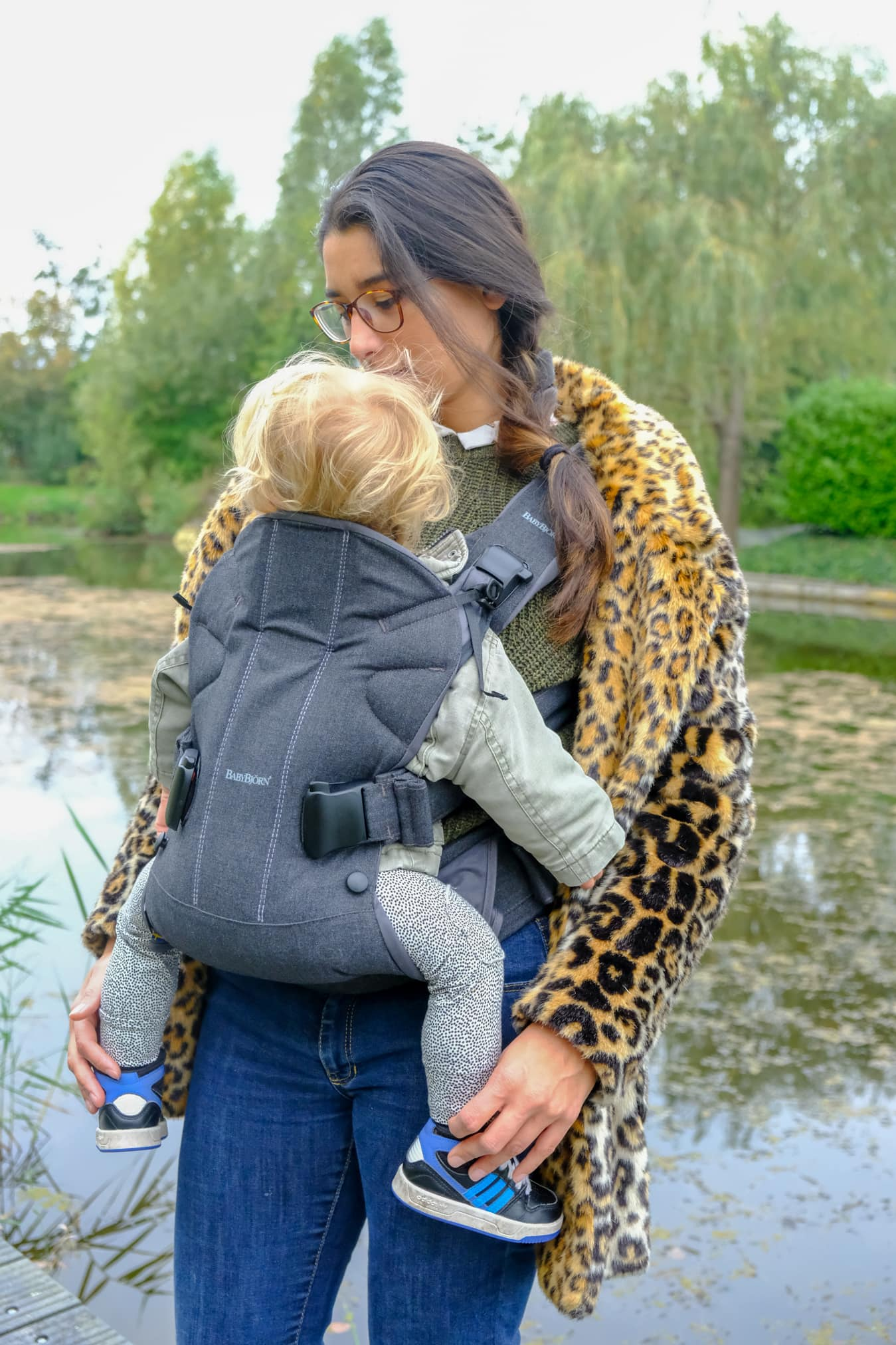 baby björn one baby carrier