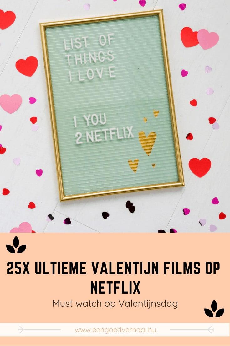 valentijn films op netflix