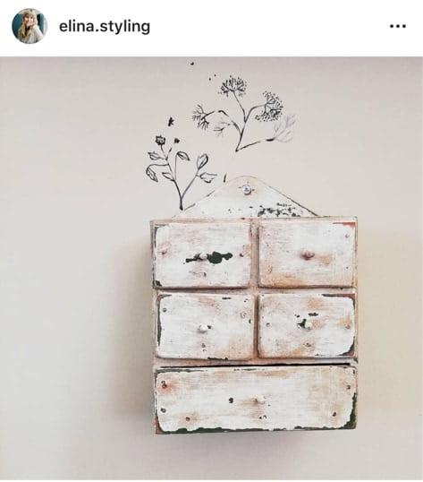 brocante accessoires instagram