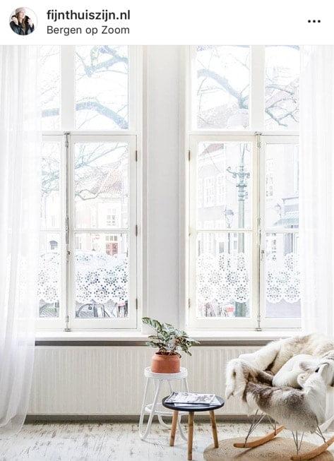 wit interieur op instagram