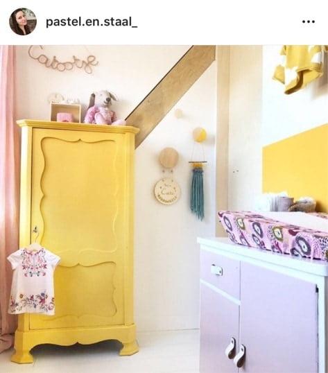 instagram wooninspiratie kinderkamer