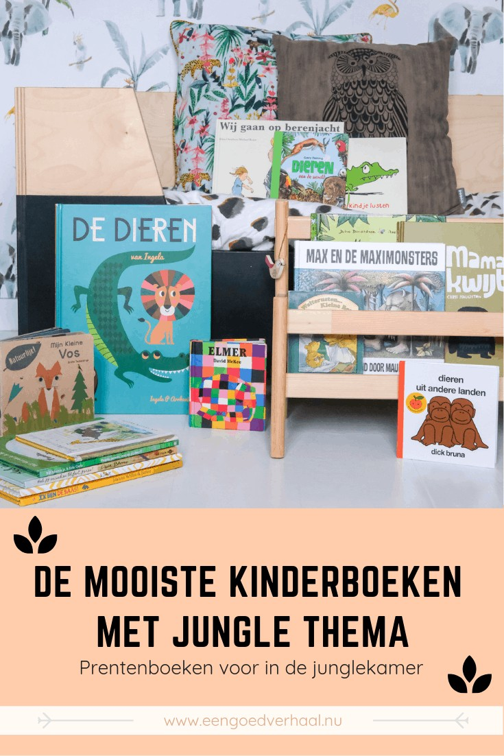 prentenboeken voor de jungle kamer pinterest