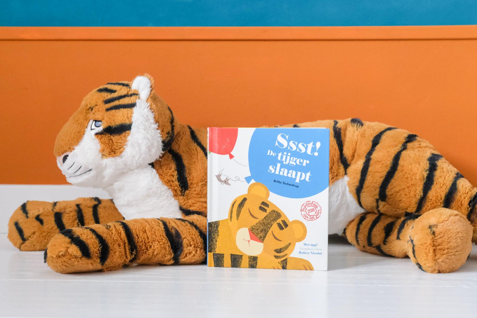 prentenboek over tijgers