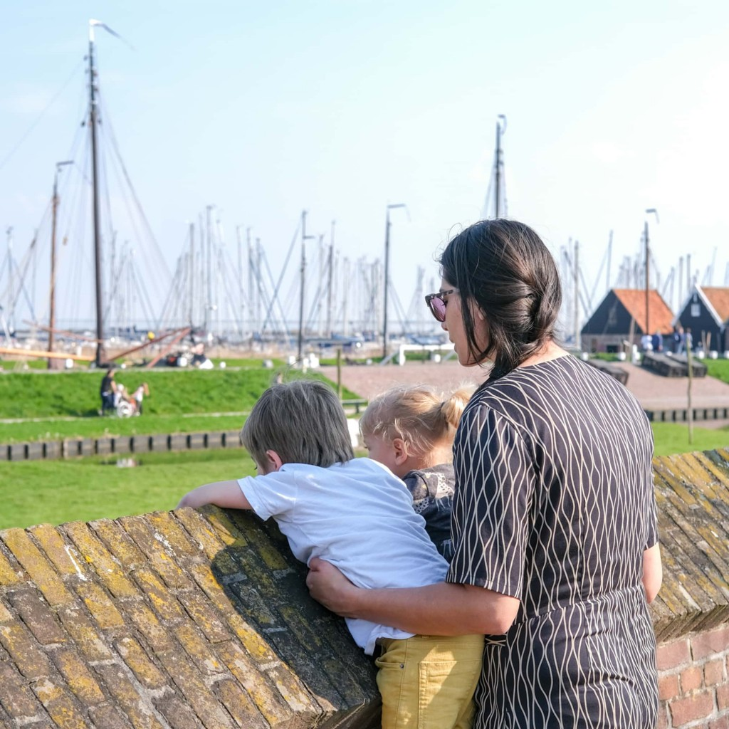vakantie in enkhuizen met kinderen