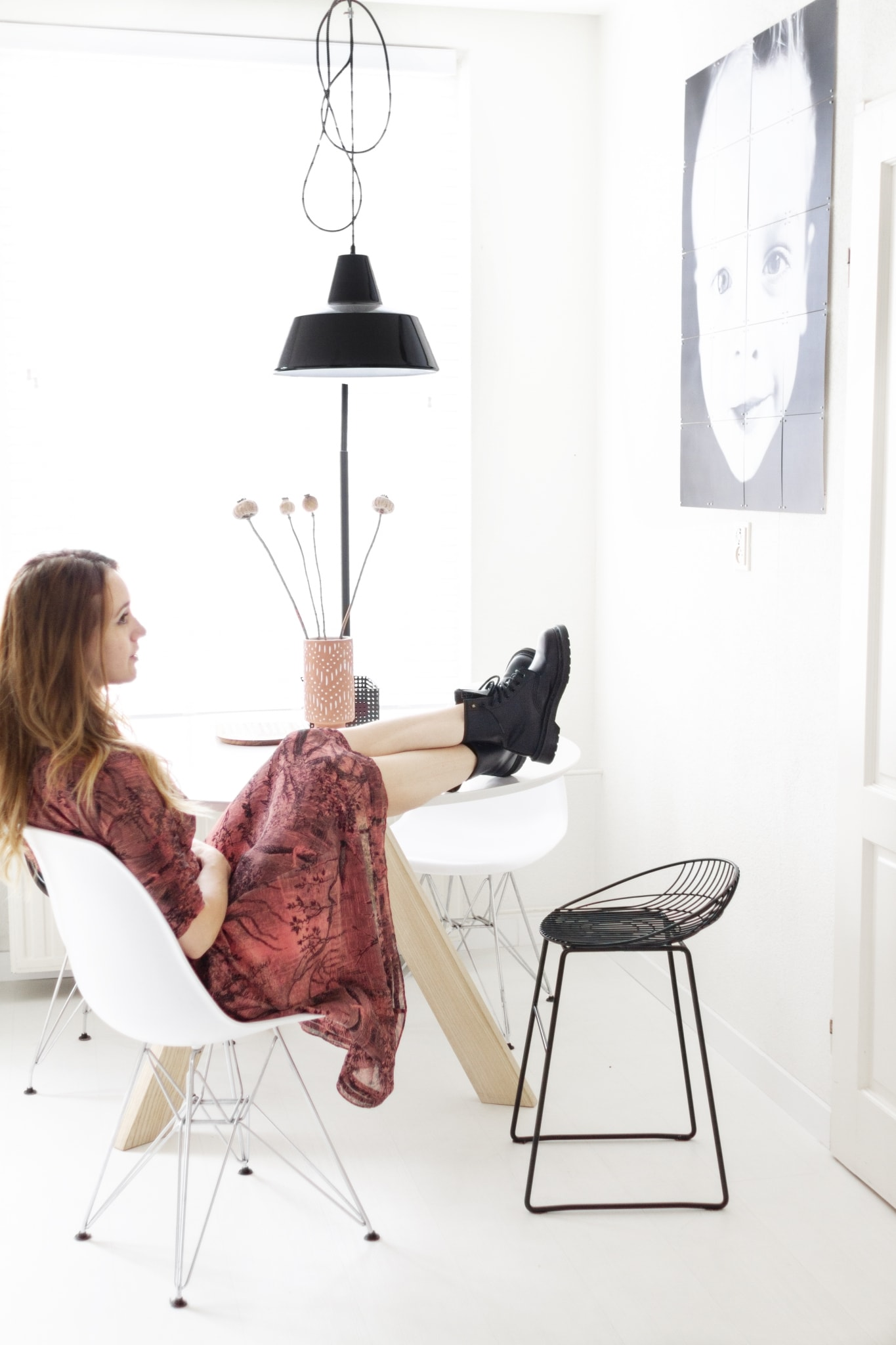 werkplek blogger studio brenstijl