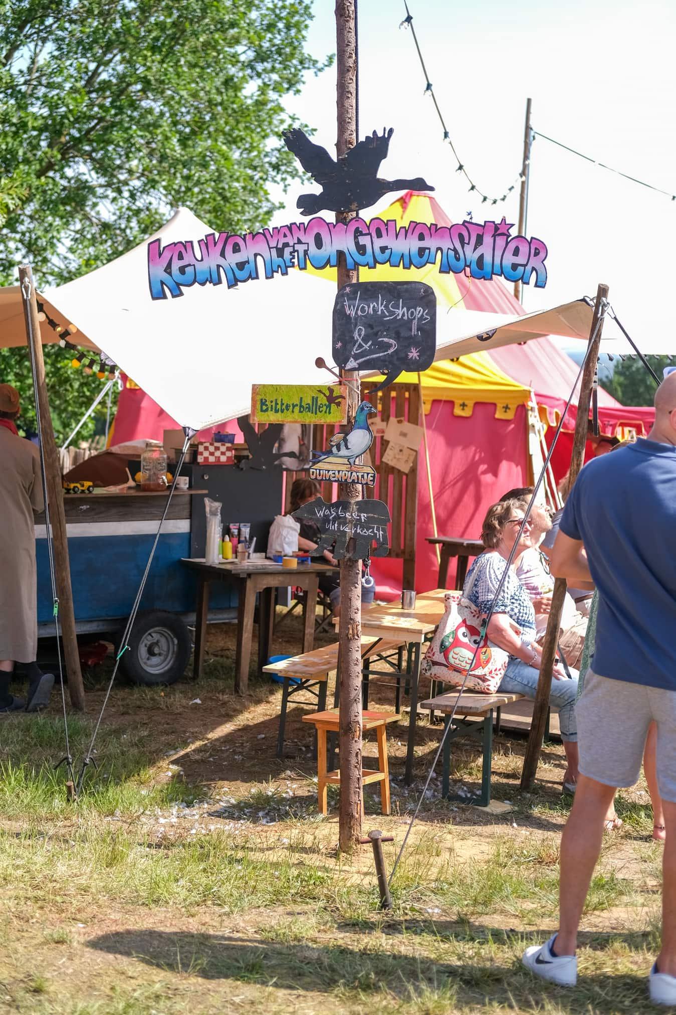 duurzaam bewust eten festival