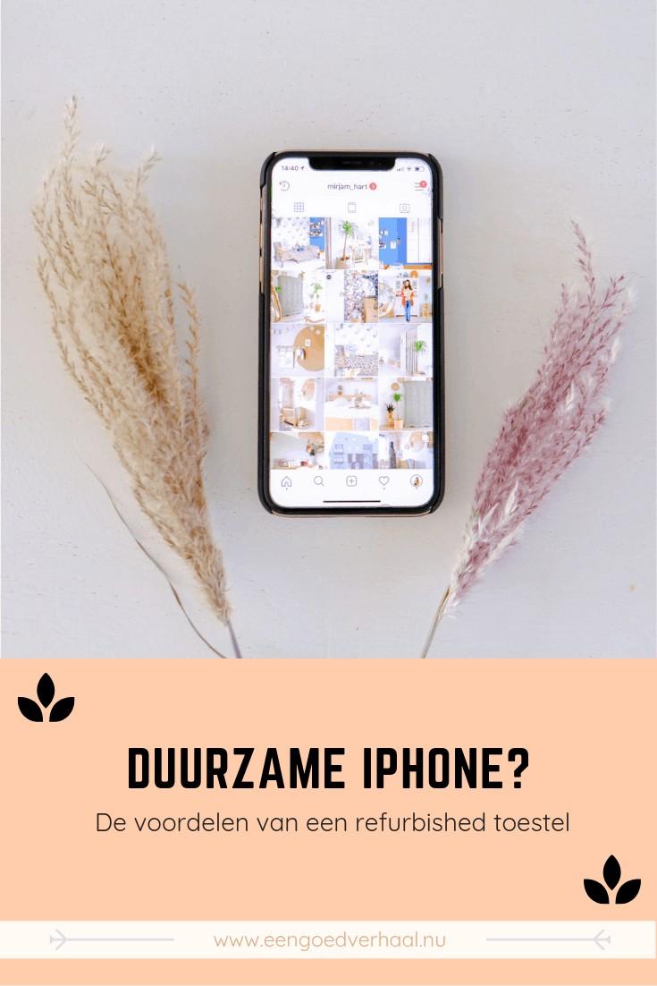 tweedehands iphone bestellen