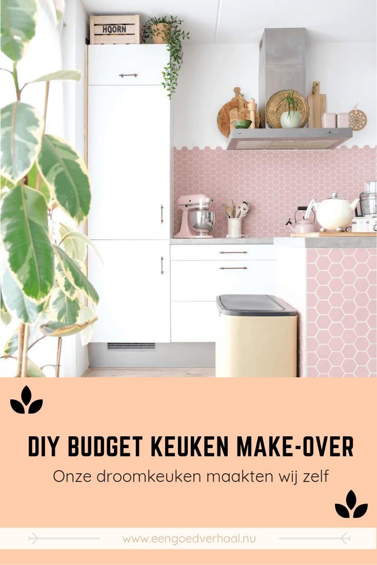 diy keuken make-over