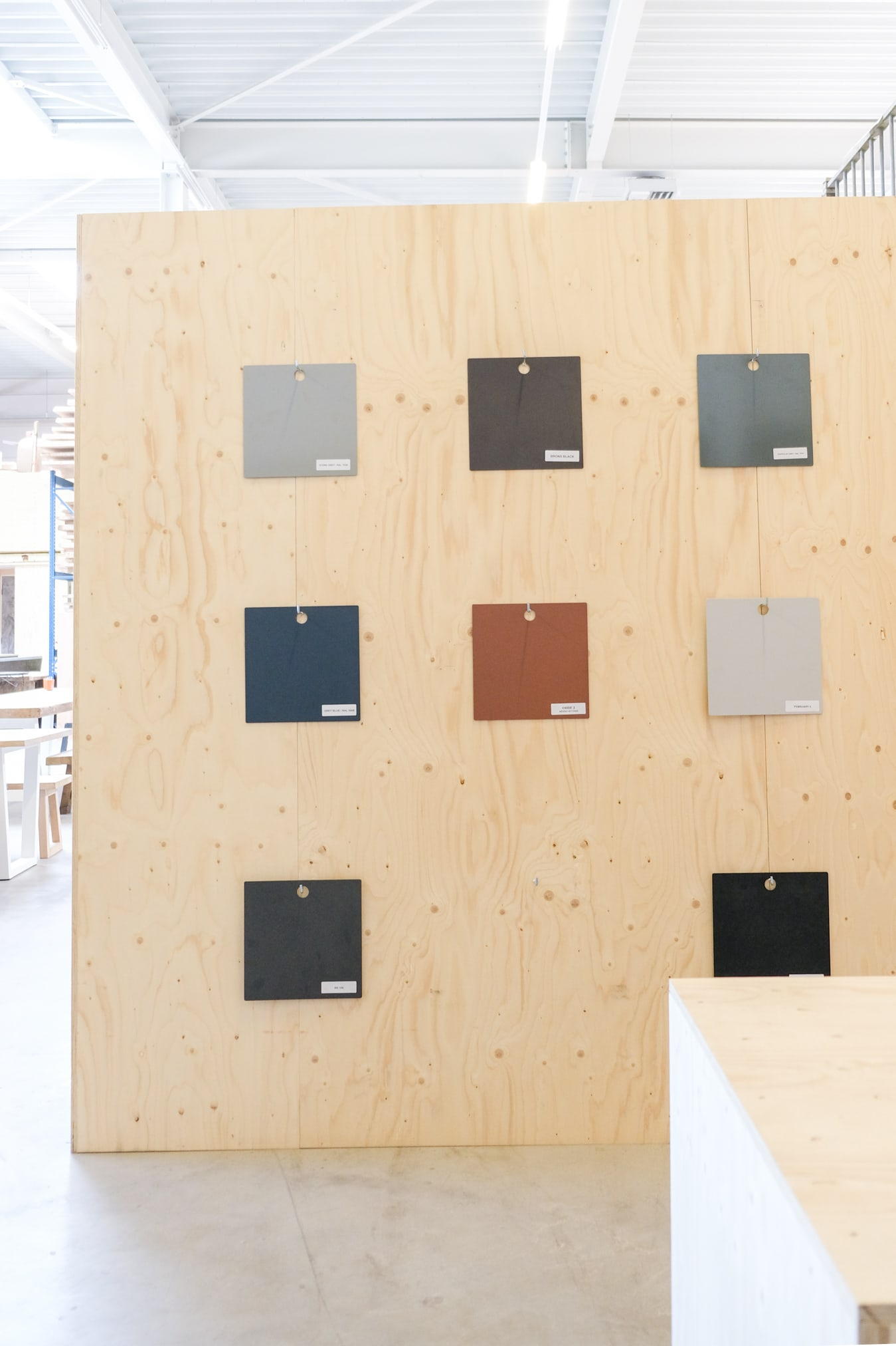 tafel ontwerpen bij meneer van hout