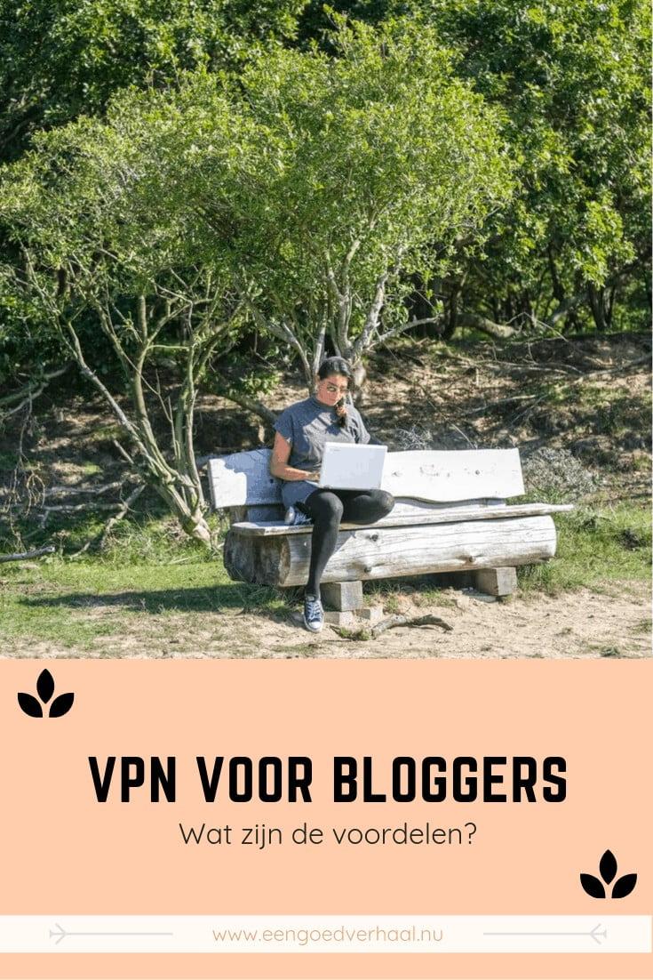 wat is vpn voor bloggers