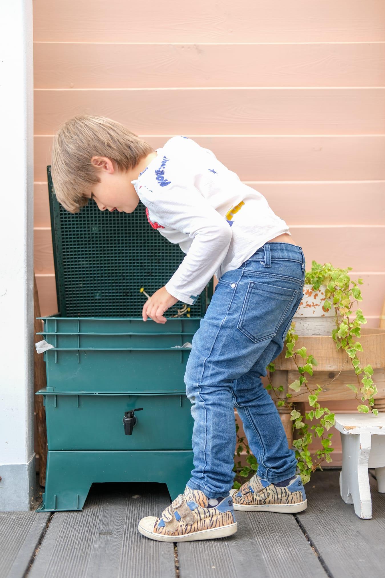 duurzaam gft afval composteren