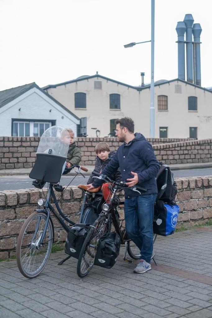 fietsen op terschelling met kinderen