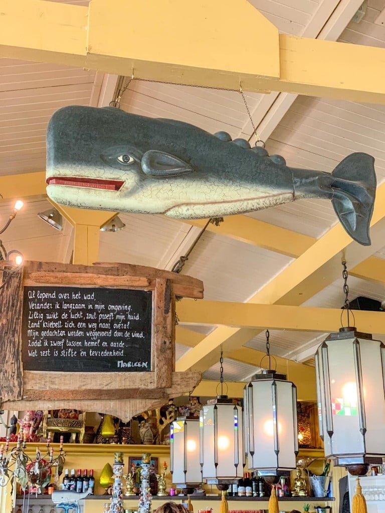 restaurant de walvis