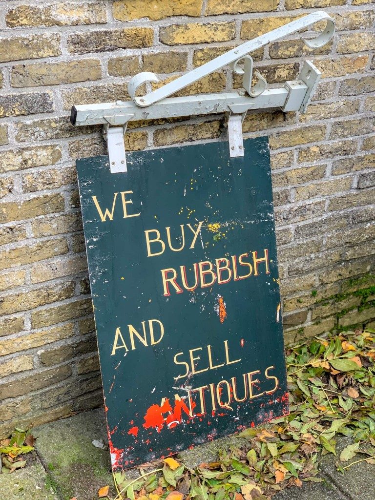 funny quote antiques