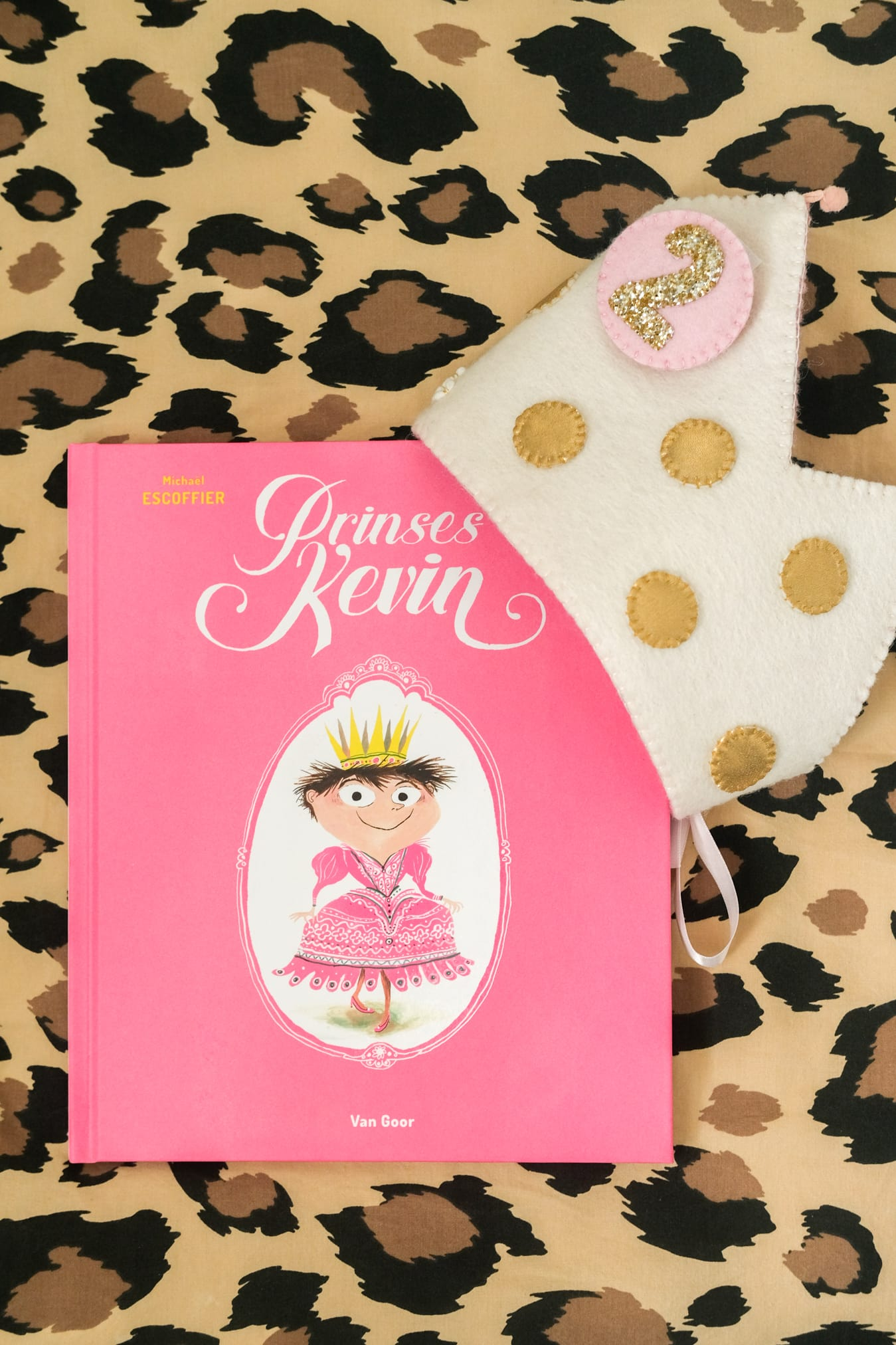 prinses kevin cover