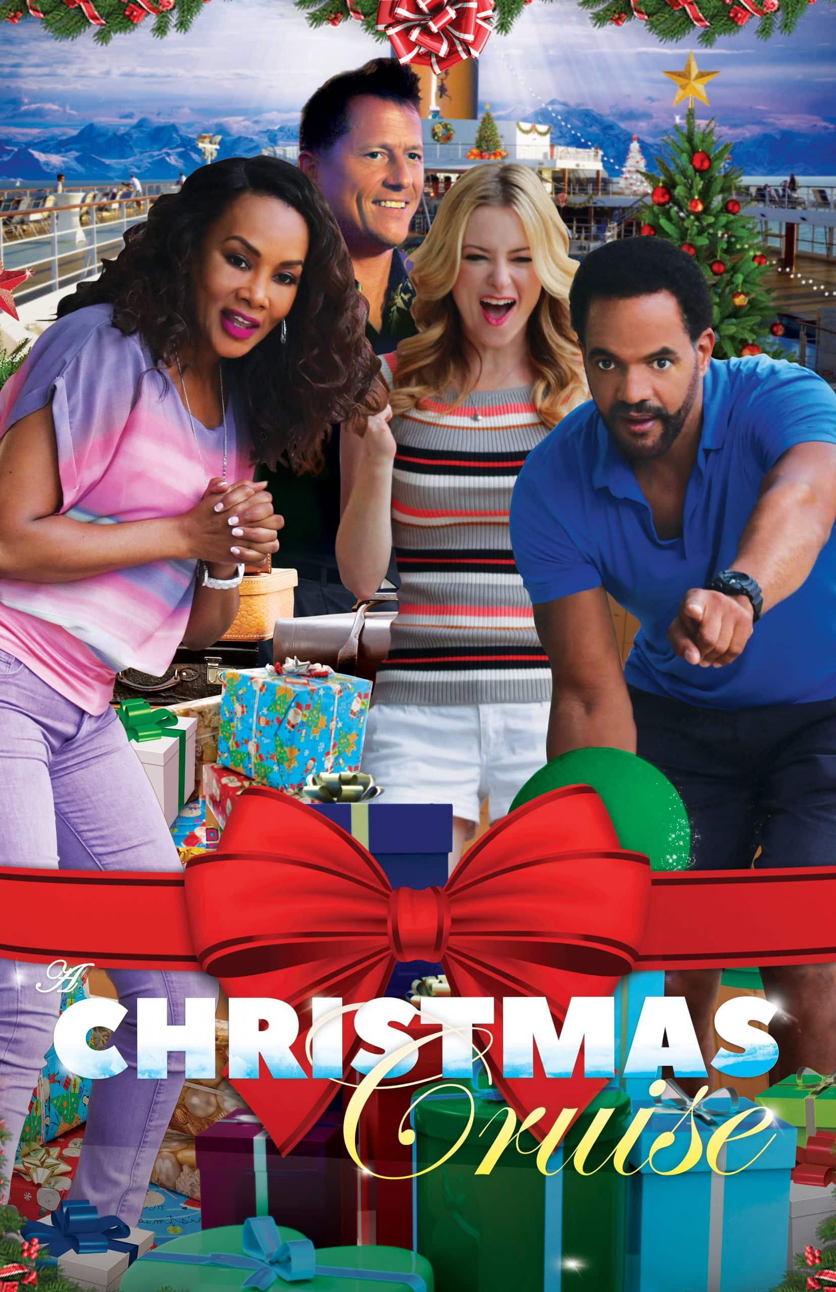 Christmas Cruise_Poster streamingsdienst