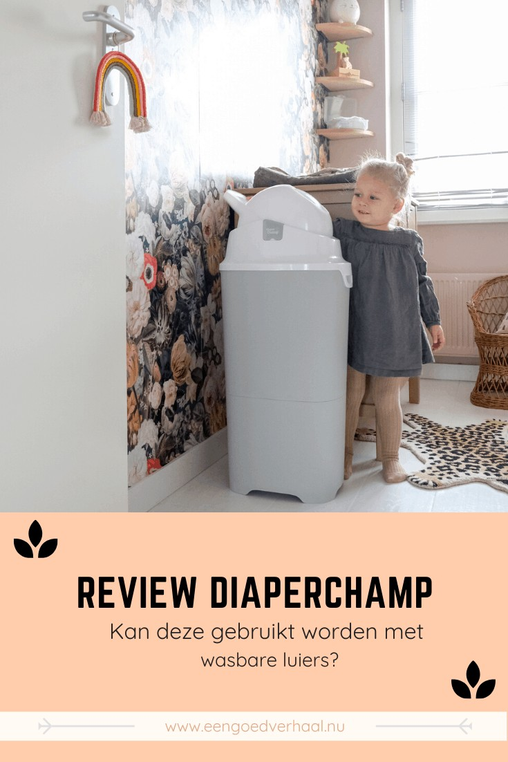 review diaperchamp wasbare luiers