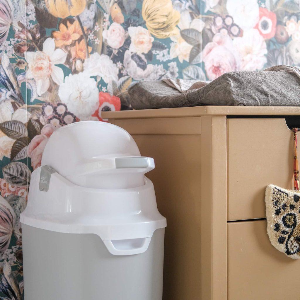 diaperchamp geschikt voor wasbare luiers