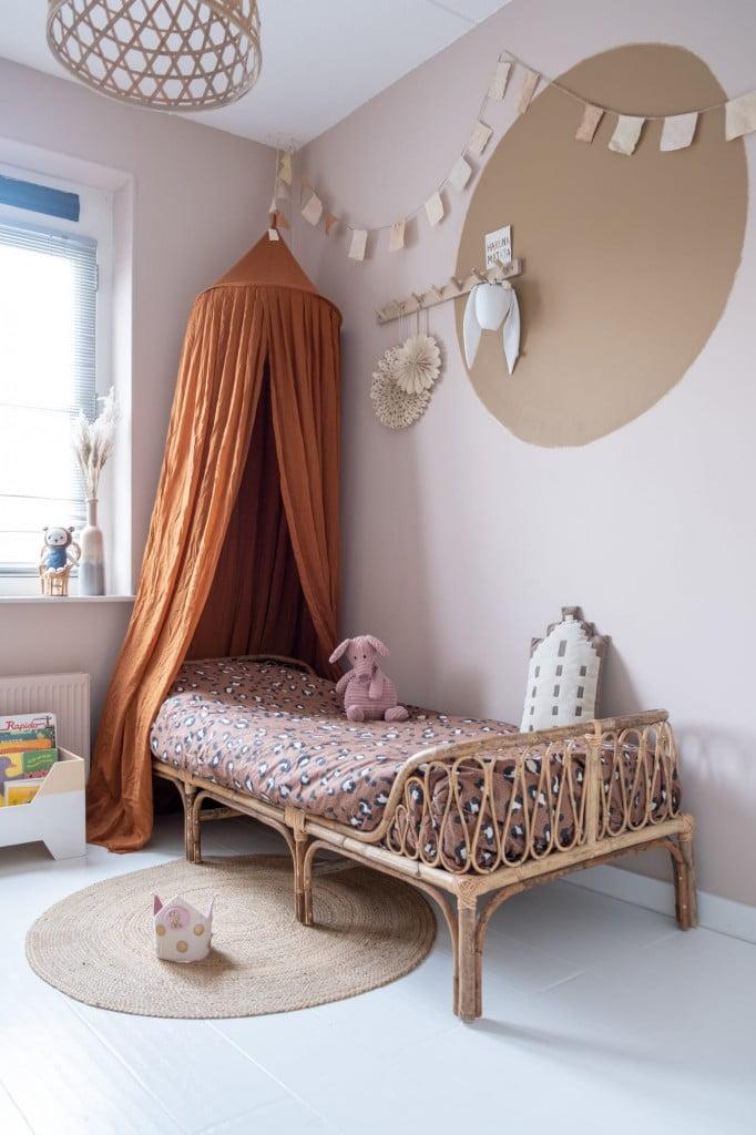 vintage meubels peuterkamer