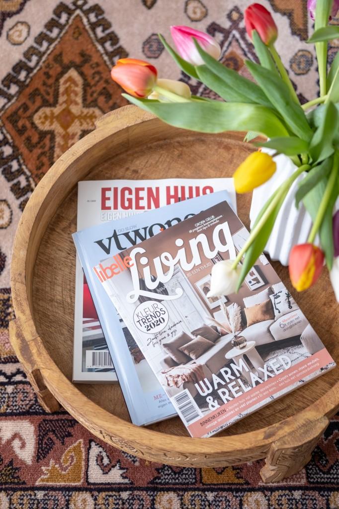 woonmagazines met korting