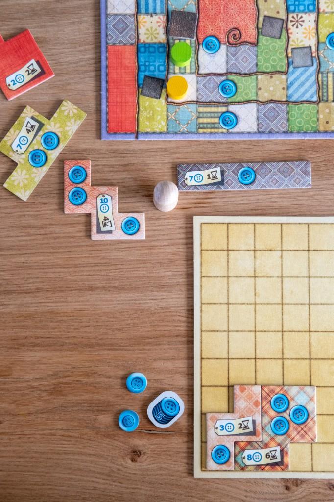 patchwork snel spel voor 2