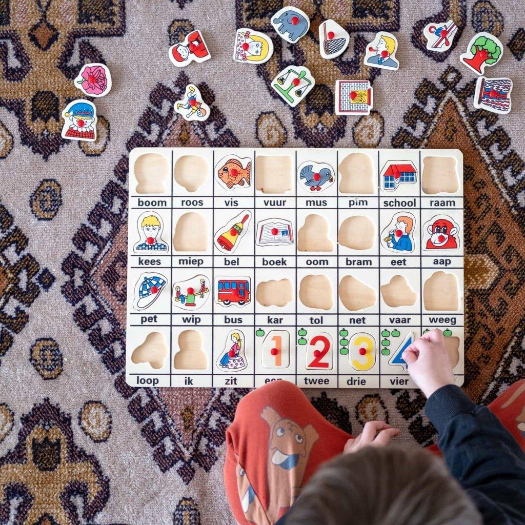 leerzame spelletjes voor kleuters
