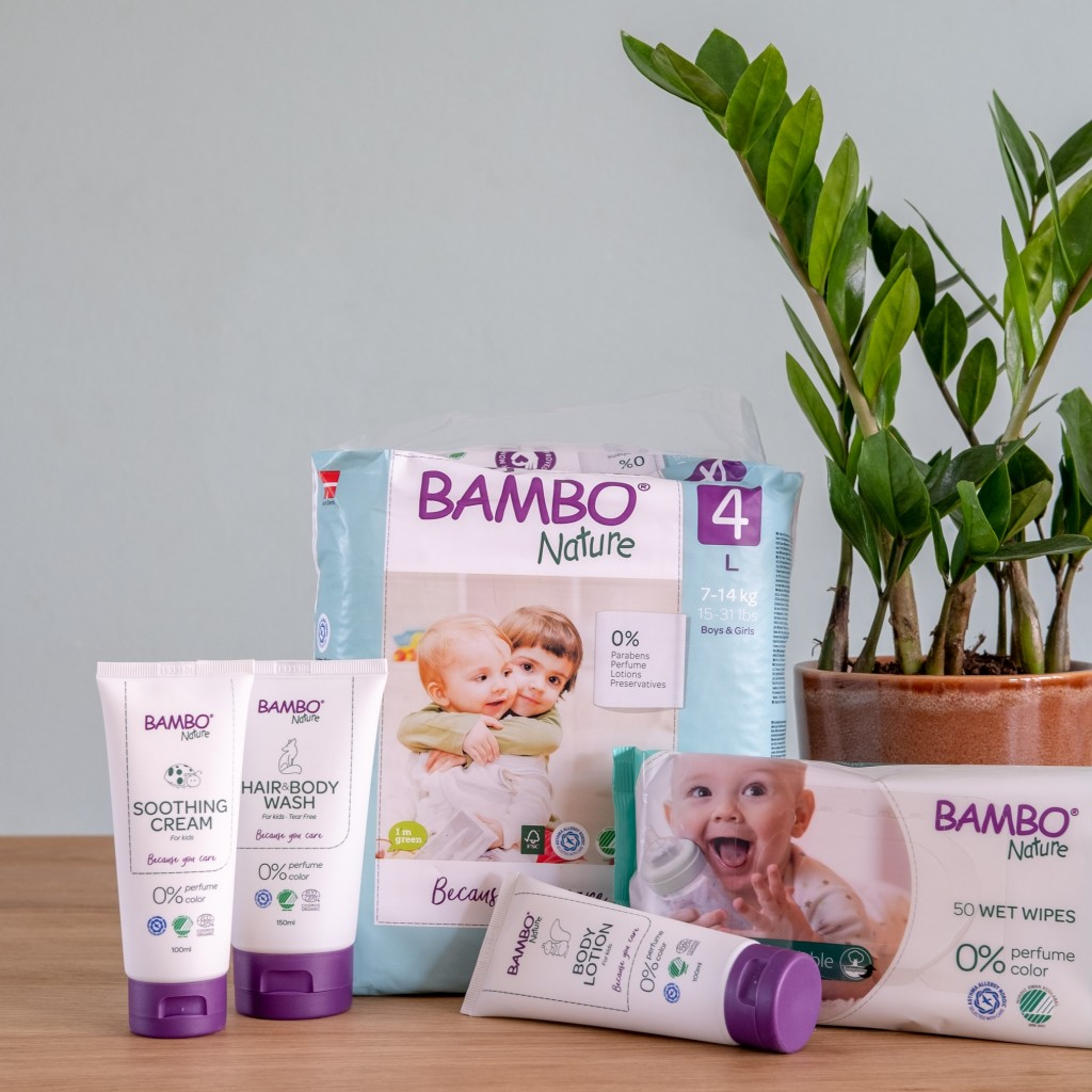 review bambo nature luiers