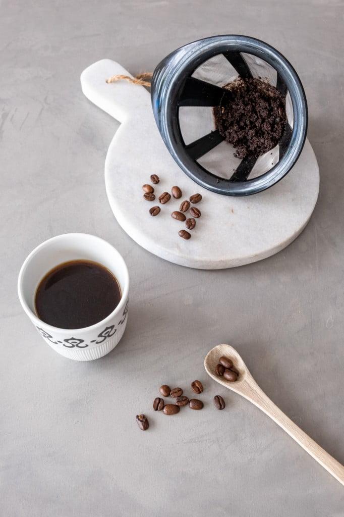 koffiescrub recept