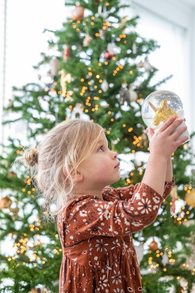 mooie foto kerst kinderen