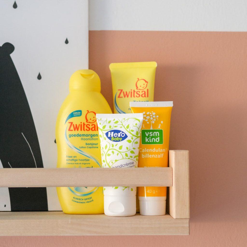 ikea kruidenrekje in de kinderkamer babykamer