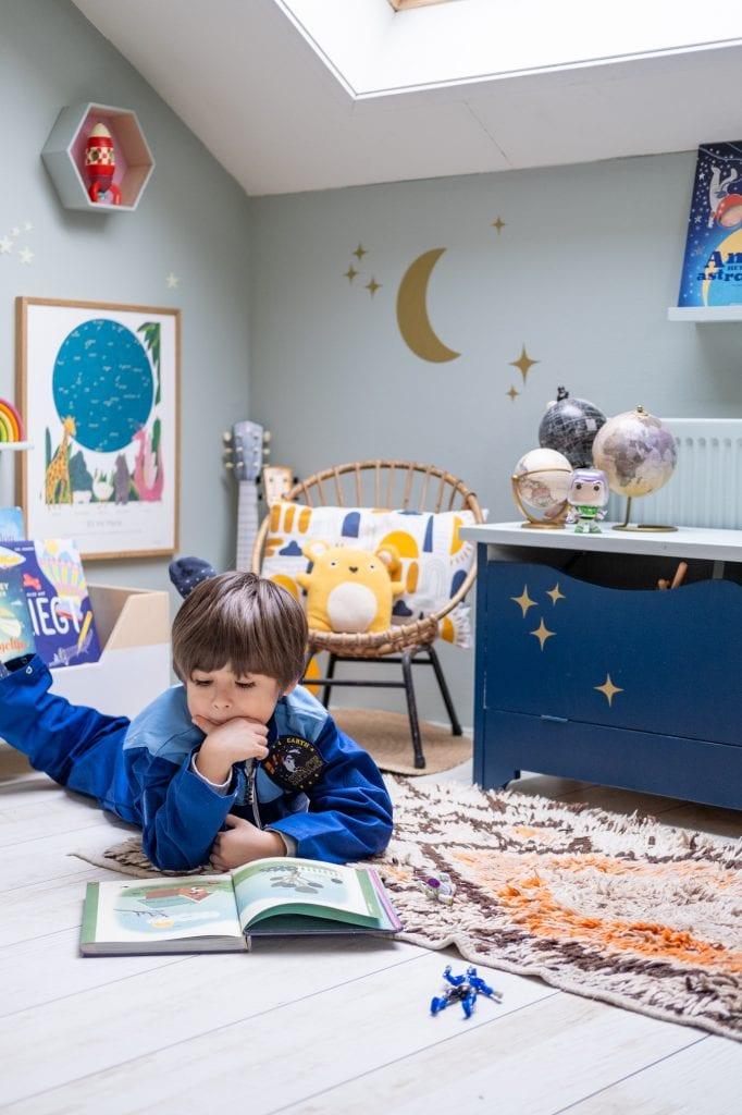 kinderboeken met thema ruimte sterren planeten