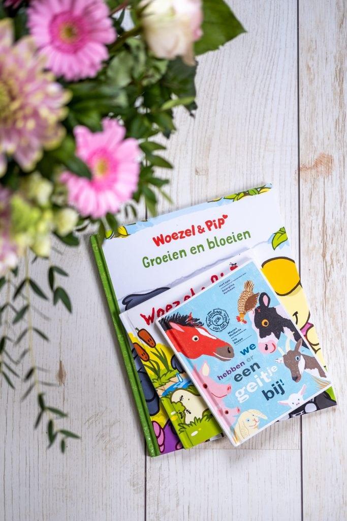 lente thema kinderboeken