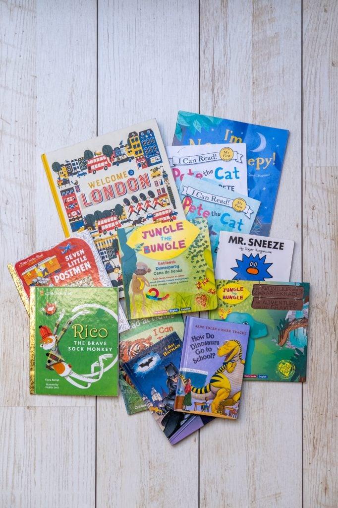 meertalige kinderboeken