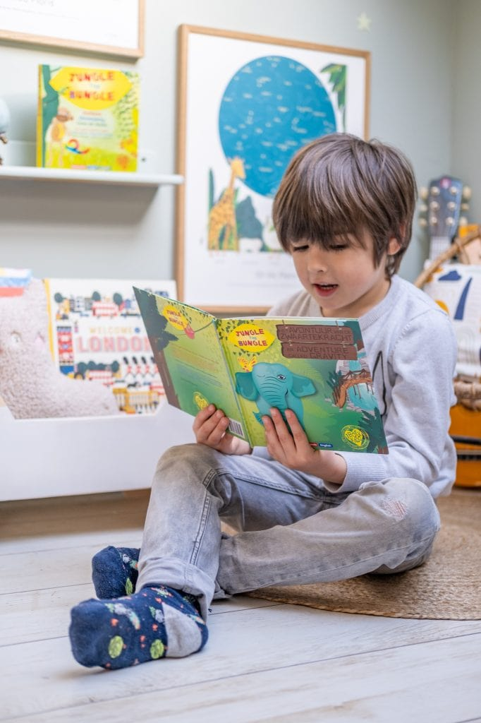 tweetalige kinderboeken engels nederlands