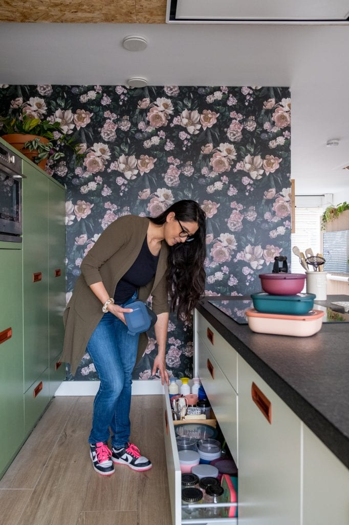 keuken opberg ideeën