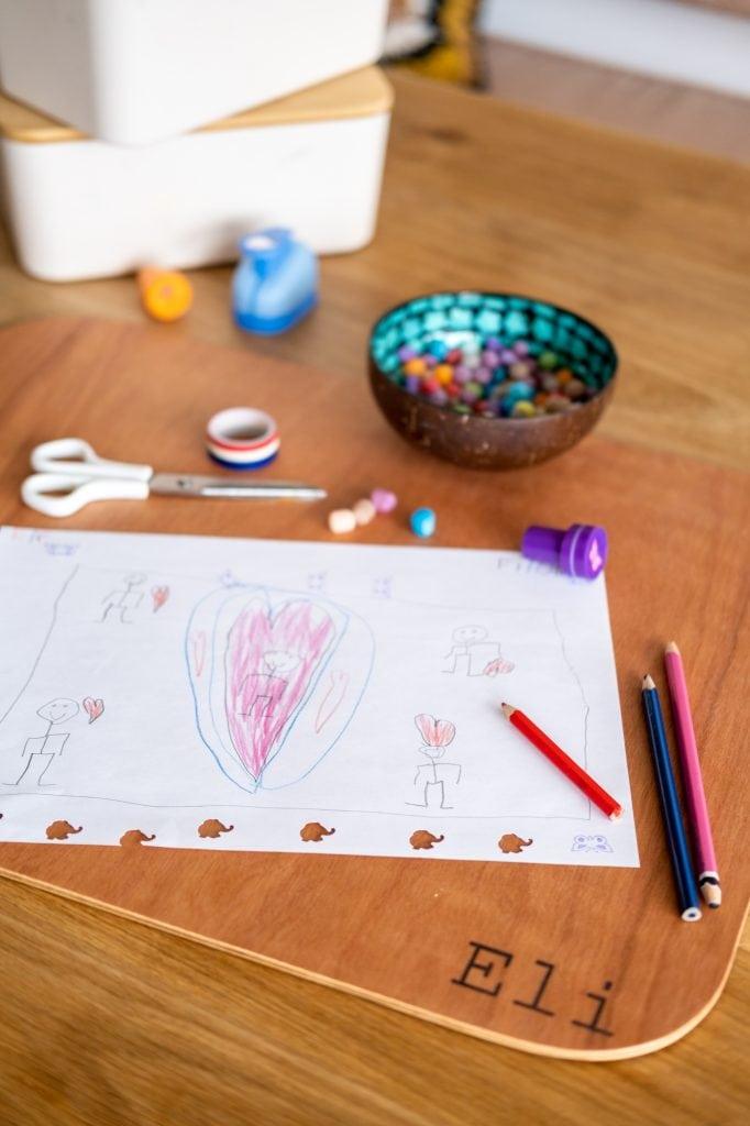 knutseltips voor kinderen opruimen