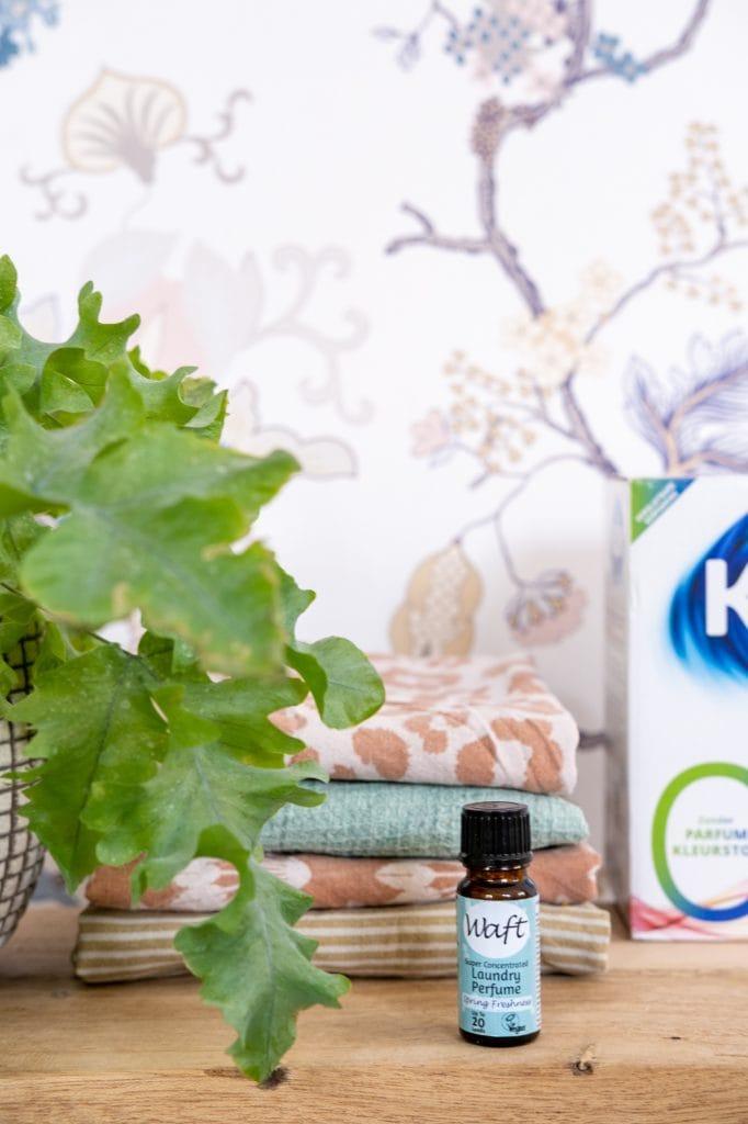 duurzame wasparfums ervaring waft